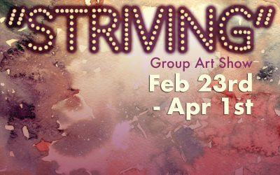 "Feb-Apr 2018: ""Striving"""