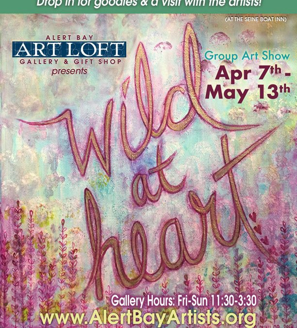 "Apr-May 2018: ""Wild at Heart"""