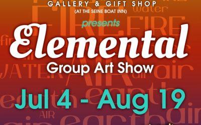 "Jul-Aug 2018: ""Elemental"""
