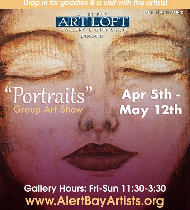 "April-May 2019: ""Portraits"""