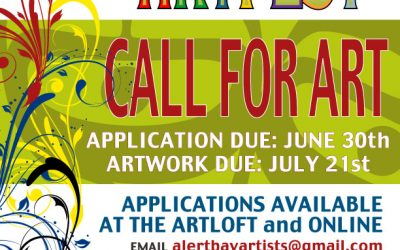 Call For Artfest!
