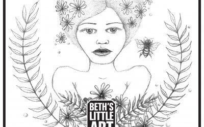 "Sep 13 – 29 2019: ""Beth's Little Art Show"""